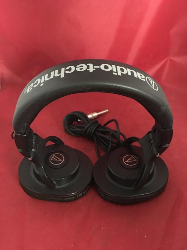 AUDIO-TECHNICA Headphones ATH-M30X