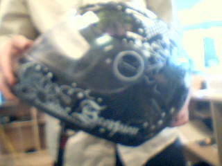SNELL ACCOUSTIC Motorcycle Helmet EXO-400