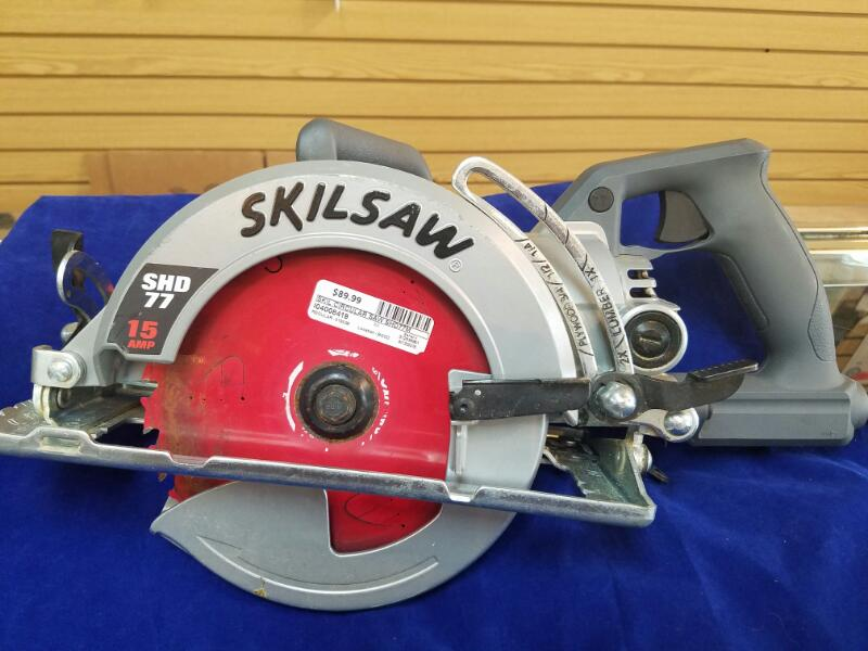 SKIL Corded Circular Saw SHD77M