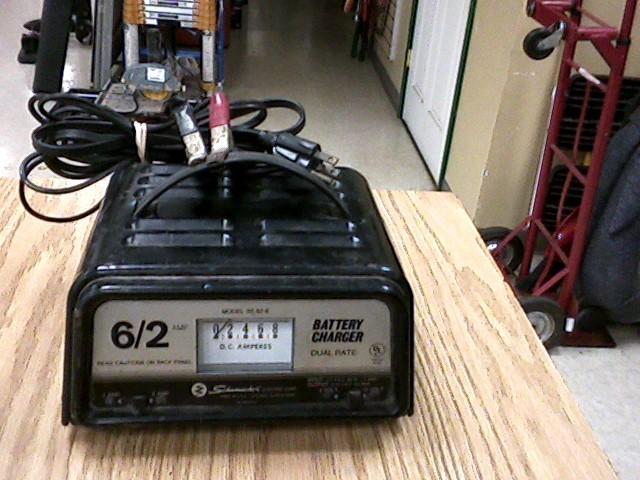 SCHUMACHER Battery/Charger SE-82-6