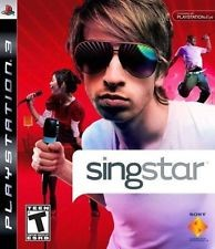 SONY PS3 SINGSTAR