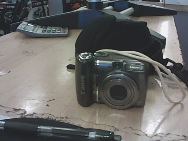 CANON Digital Camera POWERSHOT A590 IS