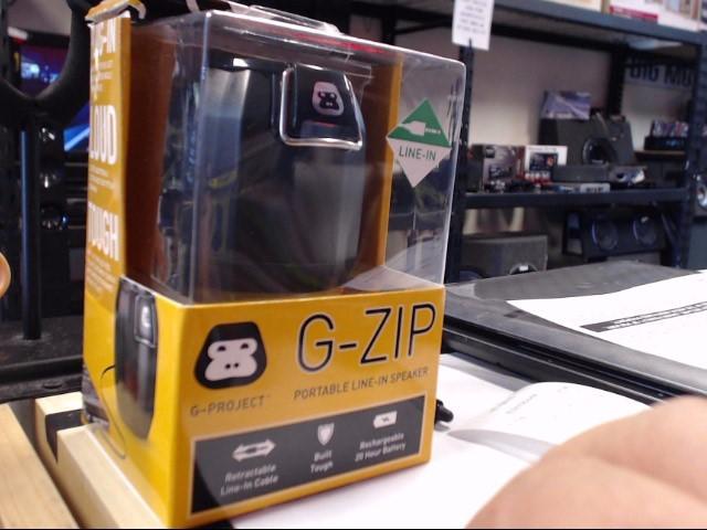G-PROJECT Speakers G-ZIP