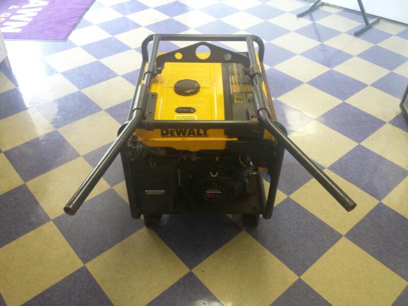 DEWALT Generator DG6000