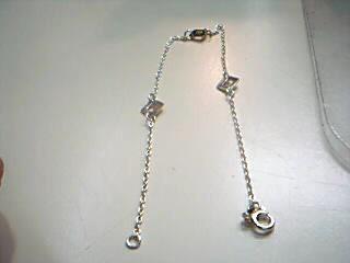 Silver Bracelet 925 Silver 2g