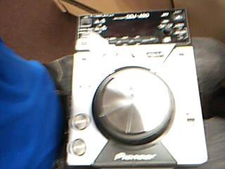 PIONEER CDJ-400 Digital Turntable USB MP3