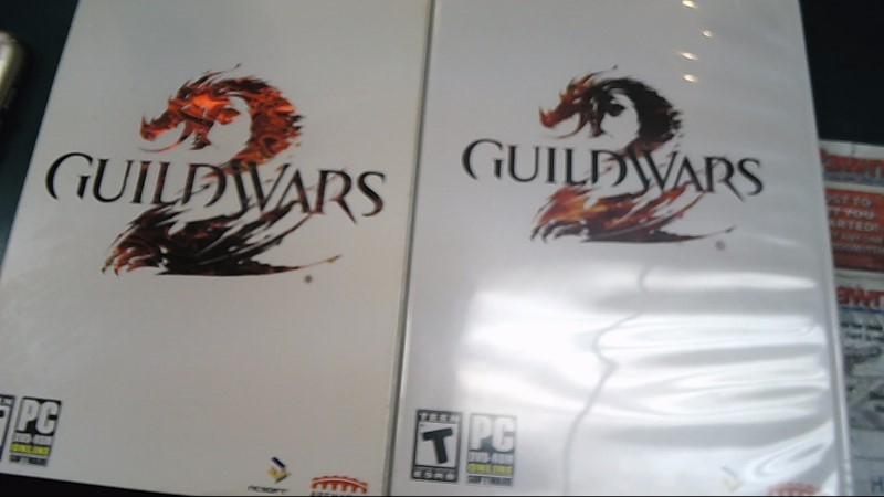 ARENANET PC Game GUILD WARS 2