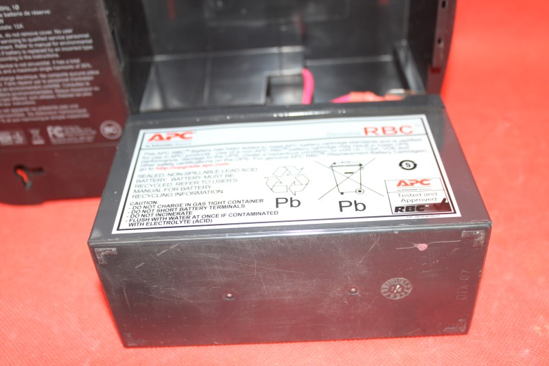 APC BN700MC Back-UPS 700 Surge Protection 420W 700VA 120V W/Battery & Power Cord