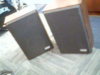 ZENITH Speakers/Subwoofer ALLEGRO 2000