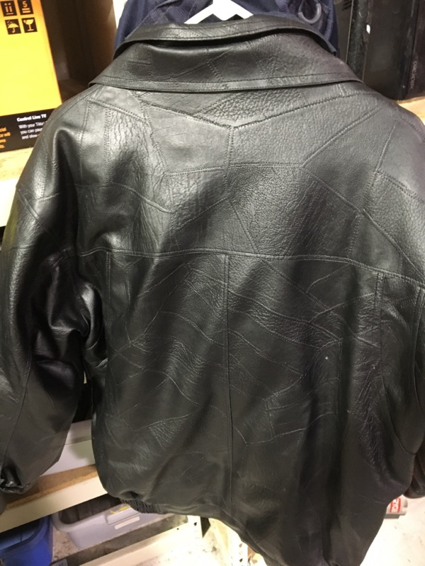 ZORRO Coat/Jacket LEATHER JACKET
