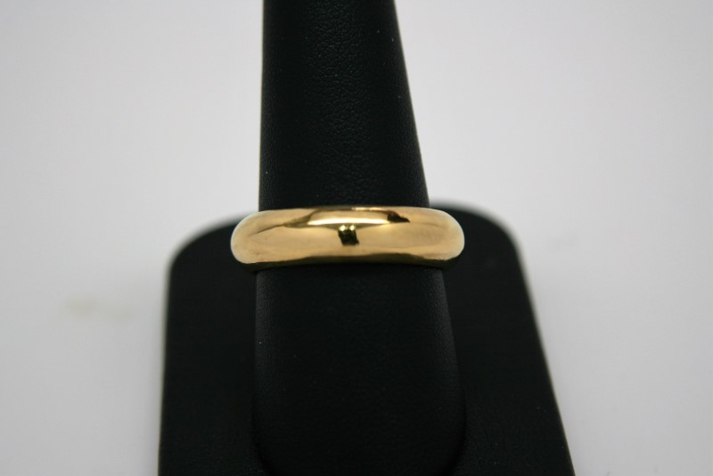 GOLD BAND 24K YELLOW GOLD