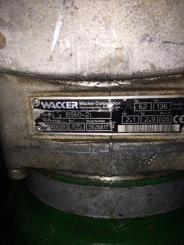 WACKER BS60-2I