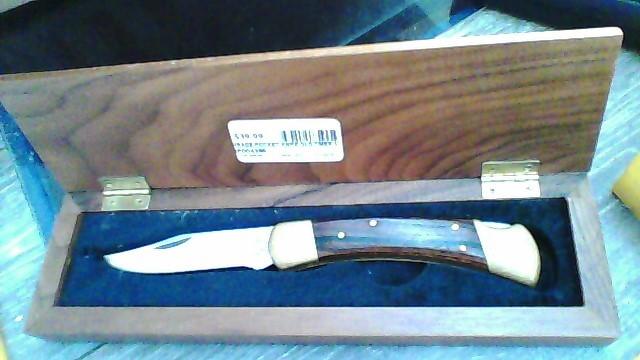 SCHRADE Pocket Knife OLD TIMER 50TH ANNIVERSARY