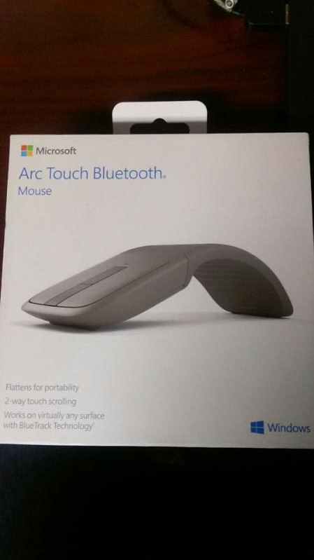 MICROSOFT Computer Accessories ARC TOUCH BLUETOOTH MOUSE