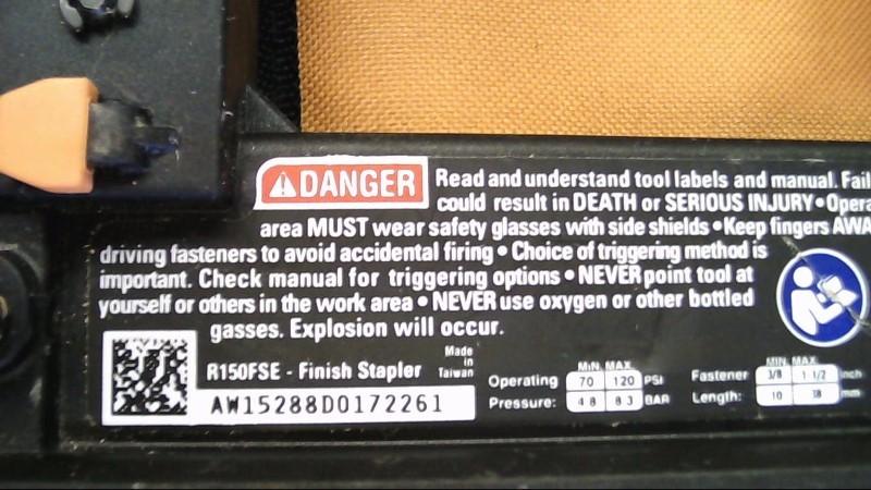 RIDGID TOOLS Nailer/Stapler R150FSE