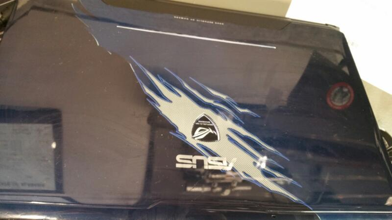 ASUS Laptop/Netbook G60V