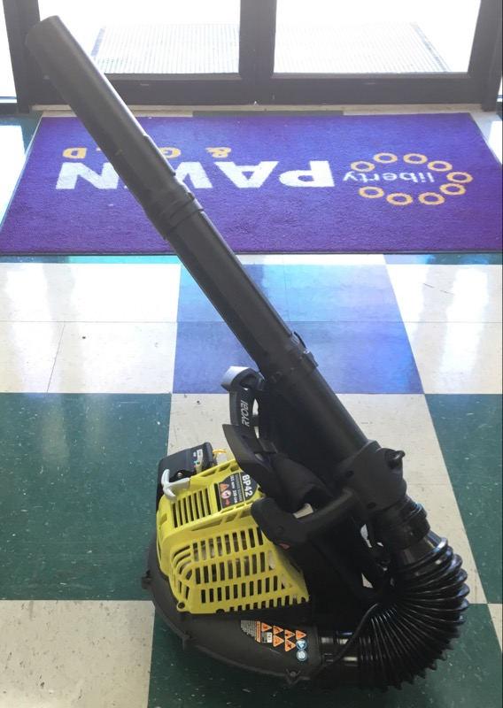 Ryobi BP42 RY08420A 185 MPH 510 CFM Gas Backpack Blower ** IN STORE PICK-UP ONLY