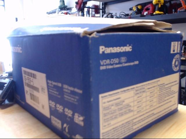 PANASONIC Camcorder VDR-D50P
