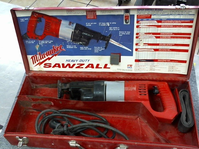 MILWAUKEE Reciprocating Saw 6507