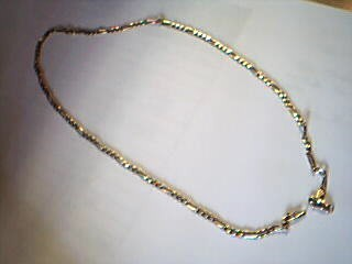 """18"""" Gold Link Chain 14K Yellow Gold 4.3g"""