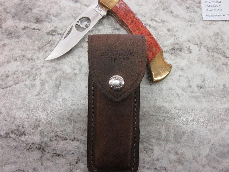 BUCK KNIVES POCKET KNIFE 110