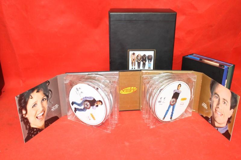 Seinfeld - The Complete Series Box Set DVD, 2007, 33-Disc Set