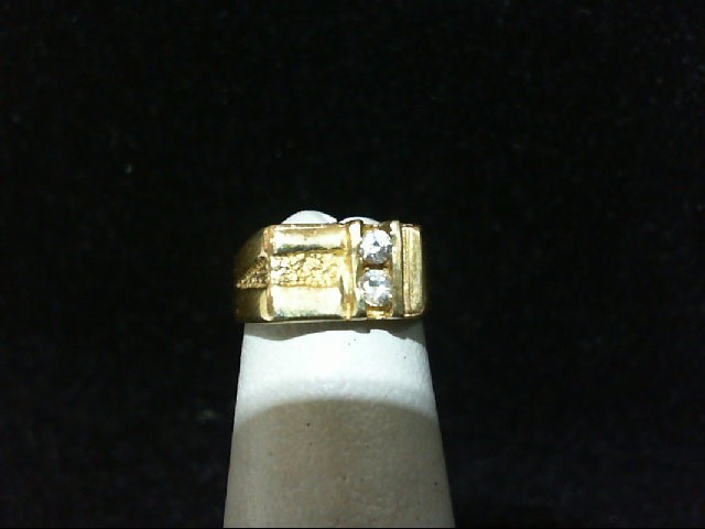 Child's Gold Ring 14K Yellow Gold 1.8g