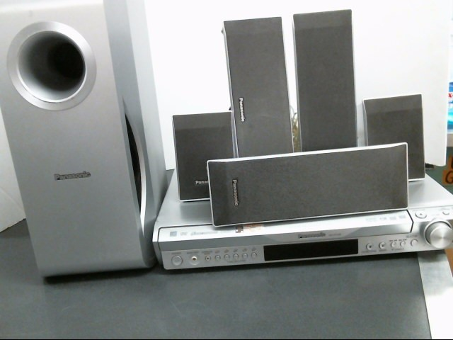 PANASONIC Surround Sound Speakers & System SA-HT440