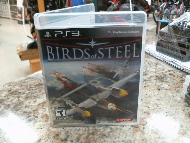 SONY Sony PlayStation 3 Game BIRDS OF STEEL