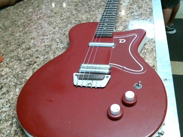 DANELECTRO Electric Guitar 56 REISSUE