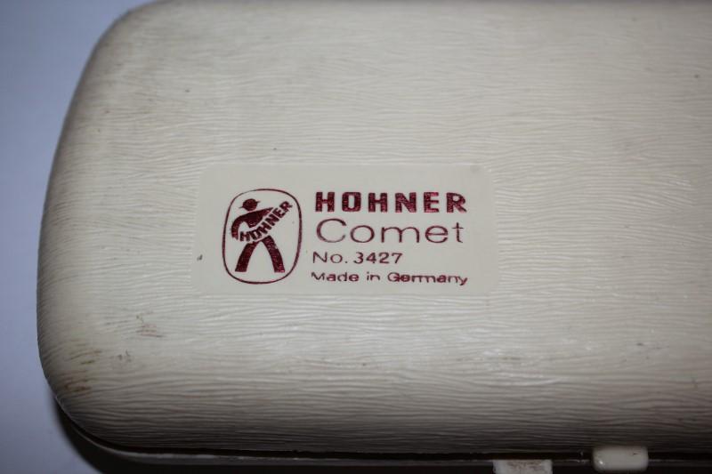 HOHNER Harmonica COMET 3427/80