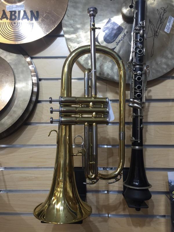 LAFAYETTE MUSICAL INSTRUMENTS Brass Instrument FLUGELHORN