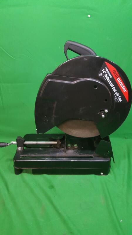 DRILL MASTER 61389 14 in. 2 HP Cut-Off Saw