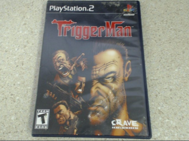 TRIGGERMAN - PS2 GAME