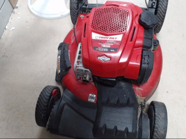 TROY BILT Lawn Mower TB230