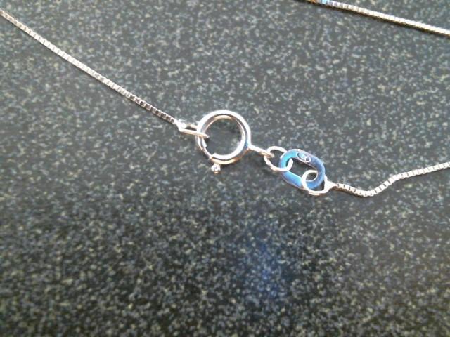 "17"" DIAMOND Diamond Necklace DIAMOND_PEND,_BOX_LK 41 Diamonds .93 Carat T.W."