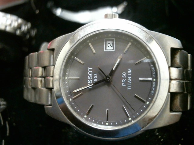 TISSOT Gent's Wristwatch PR50