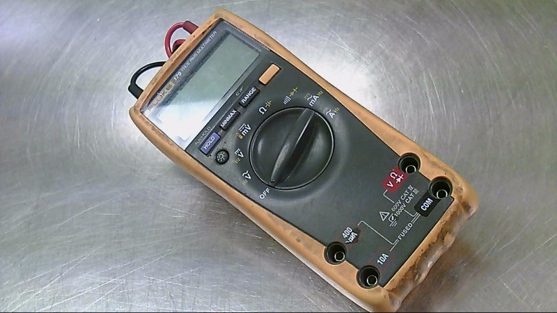 FLUKE MULTIMETER 179 TRUE RMS
