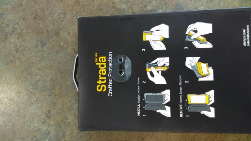 OTTERBOX STRADA SAMSUNG GALAXY S7 EDGE