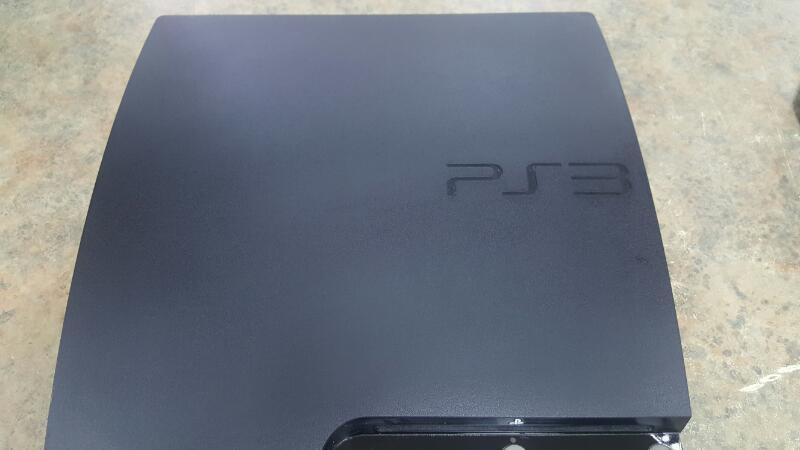 SONY PlayStation 3 PLAYSTATION 3 - SYSTEM - 120GB - CECH-2001A