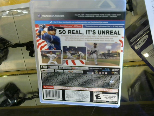 MLB The Show 2012 Ps3
