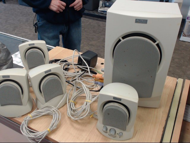 ALTEC LANSING Computer Speakers AVS500