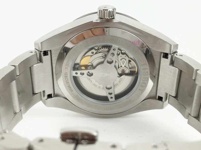 TISSOT PRS 516 SPORT AUTOMATIC DAY DATE WATCH
