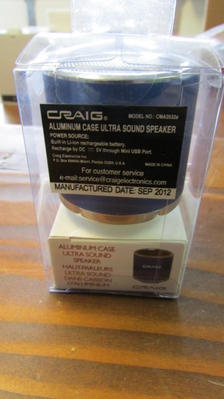 CRAIG Speakers CMA3532BT