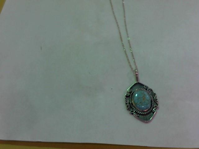 Silver Pendant 925 Silver 6.5g