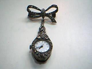 Silver Brooch 925 Silver 15g