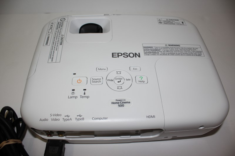 EPSON Projection Equipment LCD PROJECTOR H534A