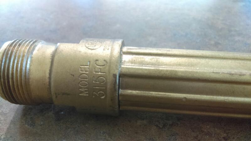 VICTOR 315FC TORCH HANDLE