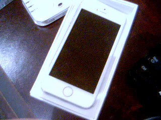 APPLE Cell Phone/Smart Phone IPHONE 5S - A1533