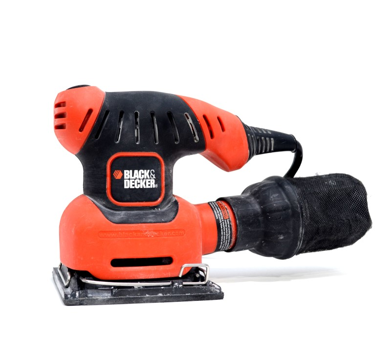 Black & Decker FS540 1.8A 1/4 Sheet Finishing Sander *Free Shipping*